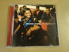 CD / CESARIA EVORA - CAFE ATLANTICO