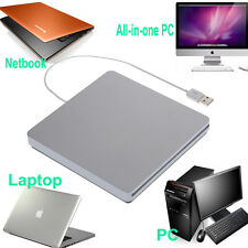 External USB CD-RW Super Drive Writer Player For Macbook Notebook/PC/Laptop