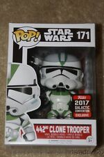 2017 Star Wars Celebration Exclusive FUNKO FYE 442 Clone Trooper #171 Bobblehead