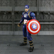 Marvel Captain America Civil War Action Figure Collection Hot Toy Doll Legends