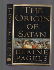 The Origin of Satan by Elaine Pagels, 1995 hardcover with dust jacket, nice