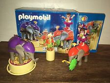 Playmobil 4234 Elephant Circus With Box - Instructions 2006 Missing 1 Piece