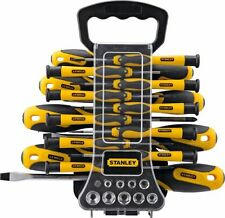 Brand New Stanley 49 Piece Screwdriver Set Multi Hand Tool Set UK