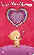 Shiny Shapes: Love You Always by Roger Priddy (2016, Board Book)