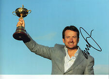 Graeme Mcdowell Genuine Hand Signed 12x8 Photo 2010 Ryder Cup (3157)