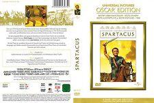 [2 DVDs] Spartacus - Kirk Douglas, Laurence Olivier, Tony Curtis, Peter Ustinov