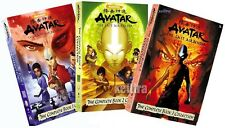 New Avatar The Last Airbender The Complete Book 1 2 3