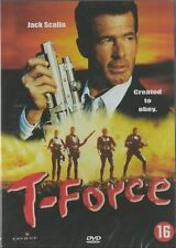 T Force         new dvd in seal   actie  Jack Scalia