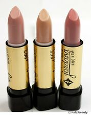 Lot of 3 Jordana Matte Lipstick- Natural Beige Shades