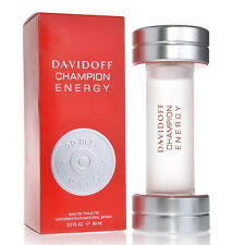 Davidoff Champion Energy EDT for Men 90 ml | Genuine Davidoff Men's Perfume