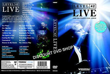 Level 42 Live- Town and Country Club London. New DVD