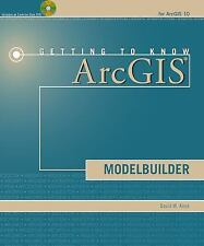 Getting to Know ArcGIS ModelBuilder-ExLibrary