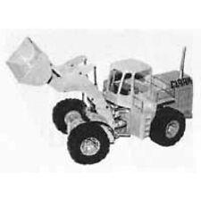 Bauplan Clark-Schaufellader 125B Michigan Modellbau