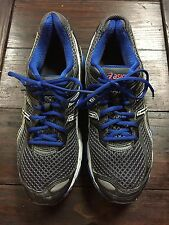 Men's Size 8.5 Gray Asics Gel-Cumulus 14 Running Shoes