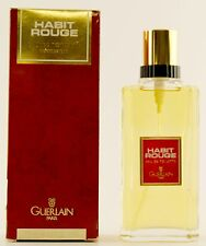 (GRUNDPREIS 139,90€/100ML) GUERLAIN HABIT ROUGE 100ML EAU DE TOILETTE SPRAY