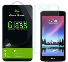 Dmax Armor LG Phoenix 3 Tempered Glass Screen Protector Saver