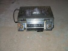 1961 Chevy Chevrolet Biscayne Impala Bel Air radio good for parts