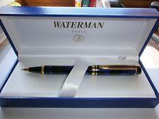 WATERMAN MAN 200 RHAPSODY MINERAL BLUE PENCIL