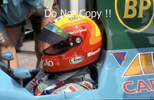 Mauricio Gugelmin Leyton House March CG891 German Grand Prix 1989 Photograph
