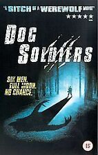 Dog Soldiers - VHS VIDEO Tape