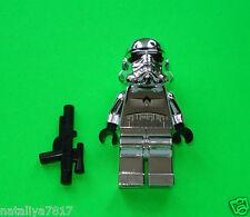 LEGO STAR WARS FIGUREN ## STORMTROOPER CHROM AUS POLYBAG 852737 NEU-NEW ## =TOP