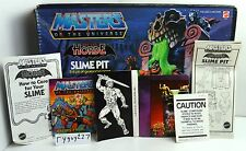 MOTU, Slime Pit Box and inserts only, Masters of the Universe, He-Man, vintage