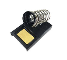 Portable Detachable Soldering Iron Holder Stand With Sponge Spring Base