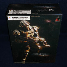 "Starship Troopers Invasion Major Henry ""HERO"" Varro Play Arts Kai Action Figure"