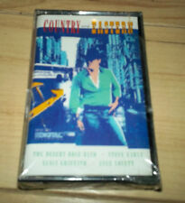 CASSETTE TAPE COUNTRY AND EASTERN 1988 MCA RECORDS OOP SEALED