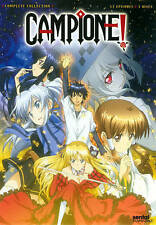 Campione: Complete Collection (DVD, 2013, 3-Disc Set) 13 Episodes