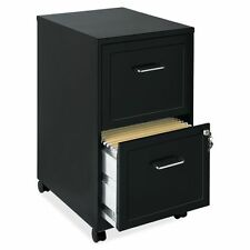 Lorell Home Office 16872 Mobile Verticle File Cabinet - LLR16872