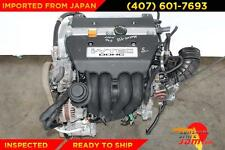 JDM 2002 2003 2004 2005 2006 HONDA CIVIC RSX BASE ENGINE 2.0L K20A LOW MILES