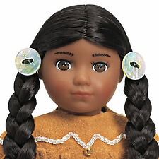 "American Girl KAYA MINI DOLL W/CLEAR COVER 6"" Doll & Book Indian American NEW*"