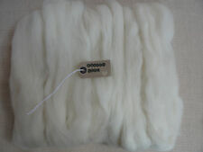 100g-needle felting wool/felting wool tops/roving/spining/ weaving-(dorset horn)
