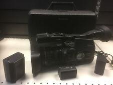 Canon xha-1s qualità HDV HD 1080 MINI DV 3ccd Professional Videocamera eccellente