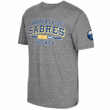 Buffalo Sabres NHL Eishockey Proberty of Sabres CCM T-Shirt Size XL X-Large