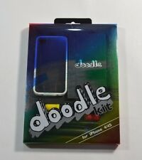 Basics DOODLE KIT White For iPhone 4/4S Phone Accessories