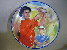 GOLF - Royal Kendal Sports & Leisure by Malcolm Greensmith decor plate