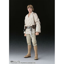 BANDAI S.H.Figuarts Star Wars A New Hope Luke Skywalker Action Figure from Japan