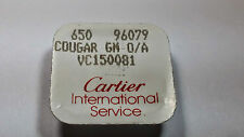 Genuine Cartier Cougar GM VC150081, crown tube, Factory Sealed, NOS