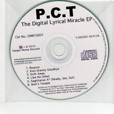 (EG148) P.C.T., The Digital Lyrical Miracle EP - 2010 DJ CD