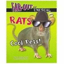 Rats: Cool Pets! (Far-Out and Unusual Pets)-ExLibrary