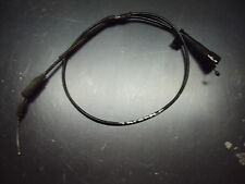 86 1986 KAWASAKI KX250 KX 250 MOTORCYCLE BODY THROTTLE CABLE WIRE WIRES