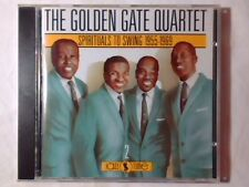 GOLDEN GATE QUARTET Spirituals to swing 1955 - 1969 cd FRANCE