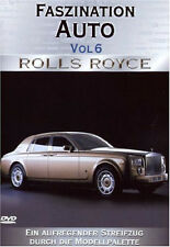 Faszination Auto-Vol 06-Rolls Royce Streifzug durch die Modellpalette*98*