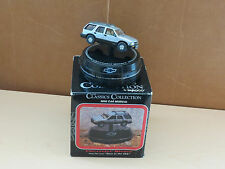 "ENESCO ~ MINI CAR MUSICAL ~THE CLASSICS COLLECTION~  "" CHEVROLET BLAZER "" """