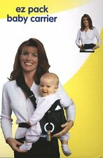 NEW EZ Pack BABY INFANT HIP CARRIERS CARRIER FRONT SLING SEAT HAMMOCK *AWESOME**