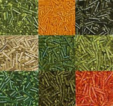 10x10 g FOOD STICKS for Fish, Shrimps, Snails & Catfish / Nutrition Feed / 100 g