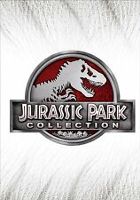Jurassic Park Collection: (DVD, 2015, 6-Disc Set)  Includes all 4 Movies.