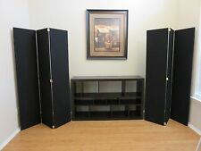MAGNEPLANAR TYMPANI 1D FULLY FACTORY REFURBISHED TO NEW CONDITION 3 PANEL BLACK